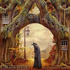 Act IV Rebirth in Reprise 0794558029322 by Dear Hunter CD