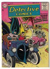 DC Comics Detective 219 FN- 5.5 Batman 1955 Batmobile strangest Race Gotham