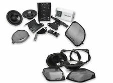 ROCKFORD FOSGATE HD14-TKIT FRONT AUDIO KIT + TMS69BL14 REAR AUDIO KIT FOR HARLEY