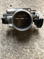 MGF MG TF MGTF ZS ZR ZT Rover 25 45 75 160 LOTUS 52mm Alloy Throttle Body