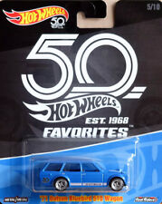 '71 Datsun Bluebird 510 Wagon Anniversary Favorites 1:64 Hot Wheels FLF36 FLF35