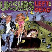 U.K. Subs, UK Subs - Left for Dead [New CD] Rmst