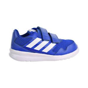 Adidas AltaRun CF I Toddler's Shoes Blue-Cloud White-Collegiate Royal