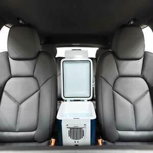 Frigorifero 7,5L portatile MINI FRIGO auto da viaggio caldo freddo 12V tracolla