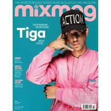 October Mixmag Monthly Music, Dance & Theatre Magazines