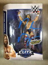 WWE DANIEL BRYAN  Signed Elite Series 32  Action Figure