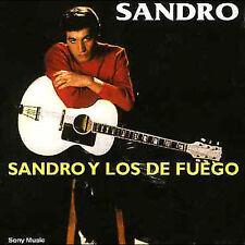 New: Sandro: Al Calor De Sandro Y Los Del Fuego Import, Limited Edition Audio CD