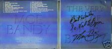 The Very Best Of Moe Bandy (1991 CD) Autographed