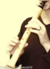 Tupian Chalumeau A Dur,Klarinettenklang+Flötengriffe,handgefertigt, TOP Qualität