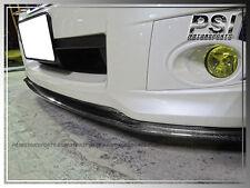 2011-2012 Subaru Impreza WRX / STI CS1 TYPE Front Bumper Lip Carbon Fiber CF