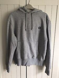 Grey Element hoodie