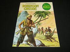 King Classic: #6 Robinson Crusoe by Daniel Defoe (R) 1979 Vf