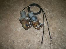 Amal 930 Carburetors BSA Triumph  750cc T140 1973 RI