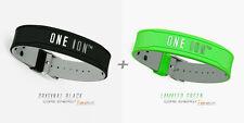ONE ION CORE ENERGY Power Balance Wristband Ion Energy Bracelet Band - 6 Colors