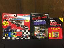 1-1995 Jeff Gordon Racing Champions Serial #'d 1:64 car & 1-1994 Hauler/Car+