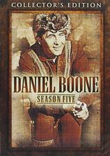 Daniel Boone - Season Five (Collector s Editio New DVD