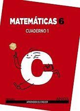 (15).CUAD.MATEMATICAS 1-6ºPRIM. NUEVO. Nacional URGENTE/Internac. económico. LIB