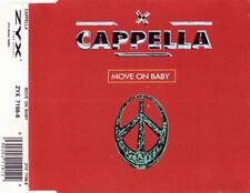 Cappella Maxi CD Move On Baby - Germany (EX+/EX+)