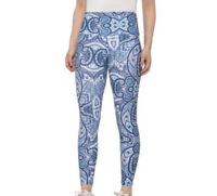 Onzie Printed High Waist LEGGINGS ~ XS ~ NEW WITH TAGS ~ SHIPS FAST!