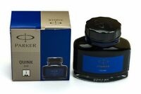 Parker Ink Bottle 6 Bottles Set Blue