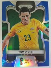 2018 Prizm World Cup Tom Rogic Australia Blue Refractor Card /199