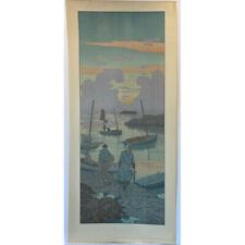 Henri RIVIERE, le crépuscule, 1902