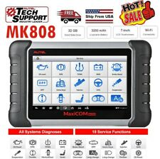 AUTEL MaxiCOM MK808 MX808 OBD2 Automotive Scanner Diagnostic Tool Code Reader US