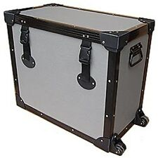 'TuffBox' Light Duty Road Case w/Dolly Wheels for TRAYNOR K4 K-4 KEYBOARD COMBO