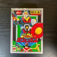 POPY Chogokin Taiyo Sentai Sun Vulcan Vintage Retro Toy Figure JAPAN