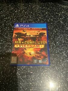 PLAYSTATION 4 PS4 Air Conflicts Vietnam
