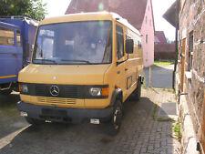 Mercedes 814 Wohnmobilprojekt , Diff.-Sperre , 6-Gang ,lange Achse,Doppeltank