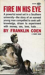 Fire In His Eye by Franklin Coen