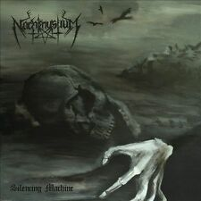 - Silencing Machine Nachtmystium CD LTD DIGIPAK -
