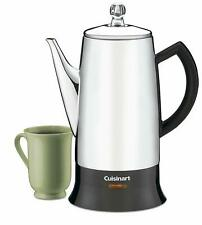 Cuisinart PRC-12FR Classic Stainless Steel Percolator (Certified Refurbished)