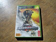 Jeu Microsoft XBOX - UNREAL CHAMPIONSHIP Xbox - PAL - FR