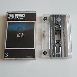 THE DOORS THE SOFT PARADE CASSETTE TAPE ELEKTRA 1981