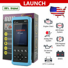 LAUNCH X431 CR8011 Auto OBD2 Scanner Diagnostic ABS SRS EPB BMS Oil Reset Tool