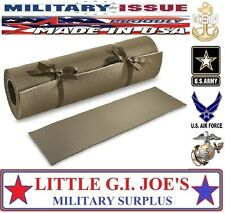 NEW U.S.G.I. Military Issue Foam Sleeping Mat sleep Pad NSN:8464-01-109-3369