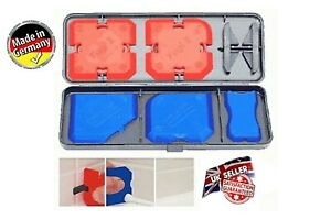 FUGI 5pc Kit Grouting & Silicone Profiling & Applicator Tools Made in Germany