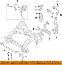 CHRYSLER OEM Stabilizer Sway Bar-Front-Bar 68184511AA
