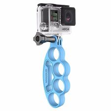 GoWorx GoKnuckles for GoPro HERO cameras (Blue) | The Ultimate GoPro Grip!