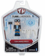 Tube Heroes TDM Hero Pack with Grim & Tools Set DanTDM Dan Kid Game