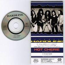 """HARDLINE Hot Cherie JOURNEY JAPAN 3"""" CD SINGLE MVDM-19 Neal Schon Free S&H"""