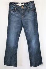 Undercover Wear Brand Blue Farrah Boot Leg Denim Jeans Size 14 BNWT #SN06