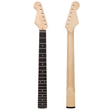 Lefty Left Handed Electric Guitar Neck For ST Replacement Maple 22 Fret