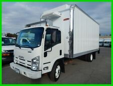 Used 2013 Isuzu NPR HD 18' Refrigerated Box Van Liftgate Thermo King Reefer