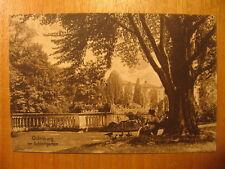 ~1930 alte AK Oldenburg im Schloßgarten