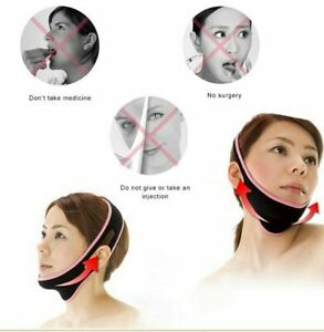 Anti-Ageing Facial Slimming Strap Chin Lifting Firming Face Mask Belt Slimmer