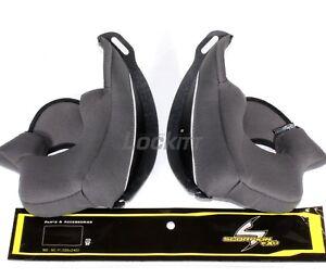 Replacement Cheek Pads for Scorpion EXO-AT950 Modular Adventure Touring Helmet