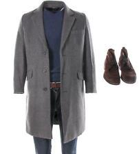 The Lovebirds Jibran Kumail Nanjiani Screen Worn Coat Sweater Pants & Shoes Ch 1